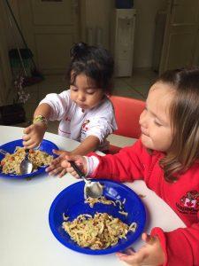 Integral Morning – Learning culture | Aprendendo culturas